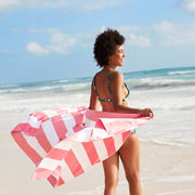 light weight microfibre towel for beach and travel