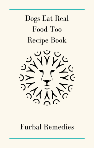 dogs eat real food too recipe book free
