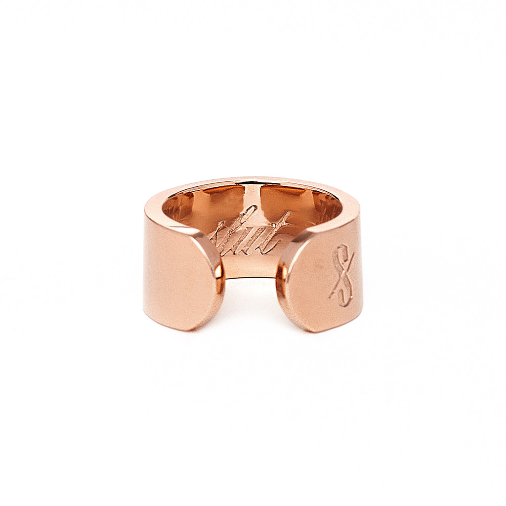 Adjustable Rose Gold Slut Ring