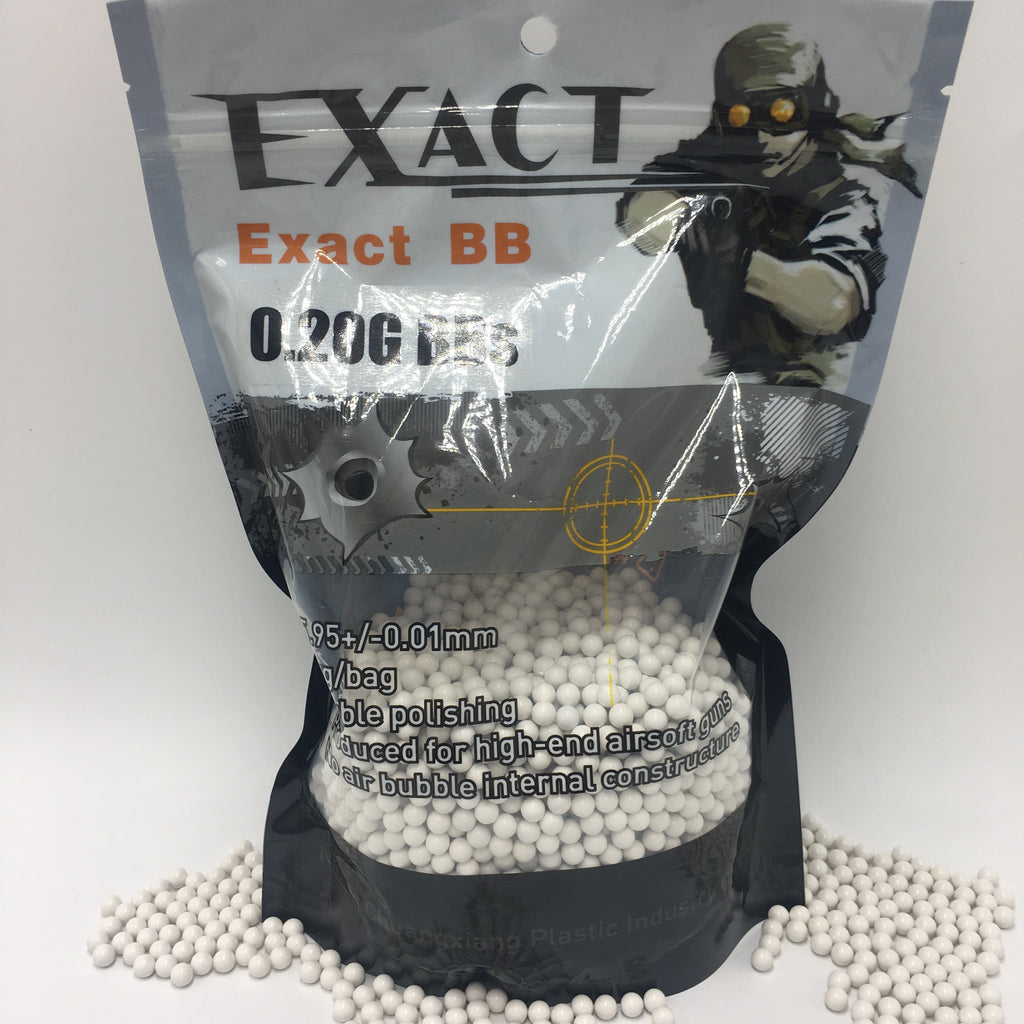 REGULAR Exact BBs Pre-Order (ETA MARCH) - WyshTech