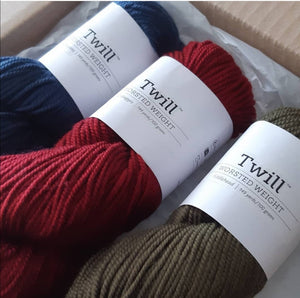 The Stag Moat Traditional Aran Twist Cable Dog Sweater