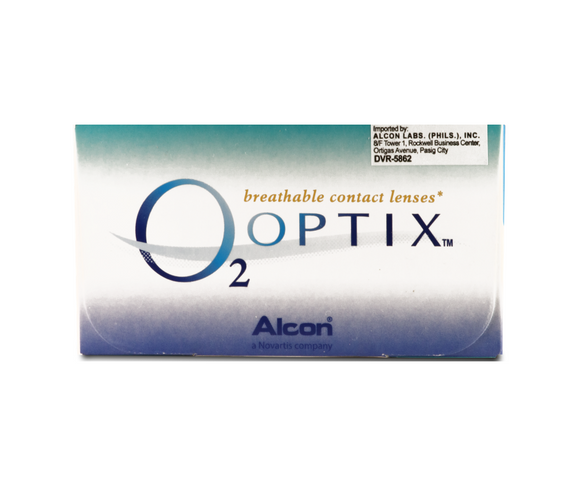 O2 Optix Clear Contact Lens | E.Y.E Republic Optical