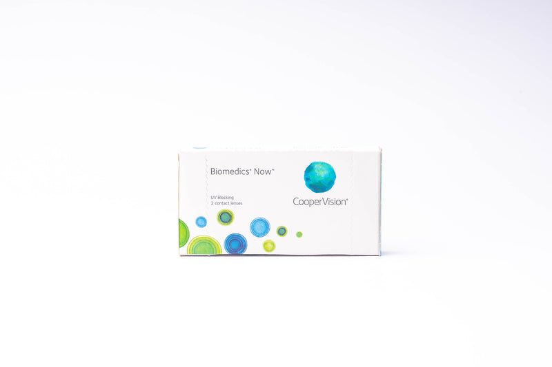 Biomedics Now Clear Monthly | 1 pair | CONTACT LENSES