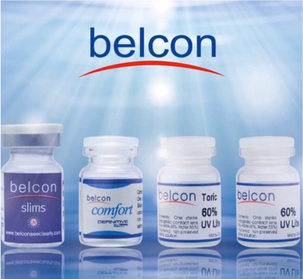 Belcon Comfort Astigmatism/Toric Disposable Yearly | CONTACT LENSES