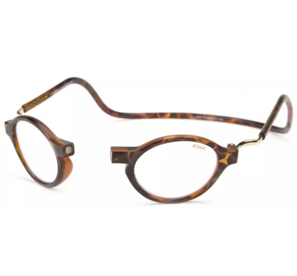 CLIC Magnetic Round | READING GLASSES