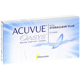 Acuvue® Oasys Disposable Monthly | 3 pairs | CONTACT LENSES