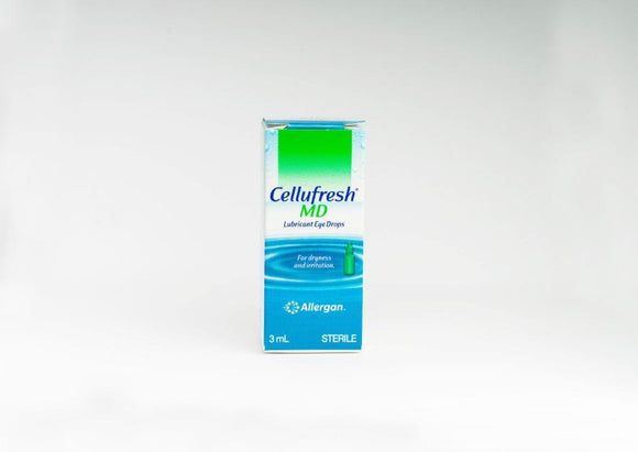Cellufresh MD Eye Drops 3ml | E.Y.E Republic Optical