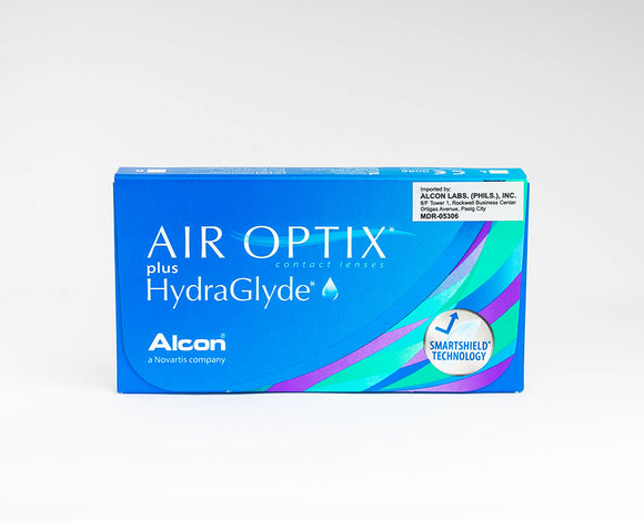 EYE Republic Air Optix Hydraglyde Clear Contact Lens