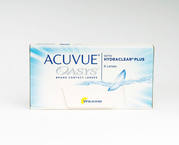 EYE Republic Acuvue Oasys Clear Contact Lens