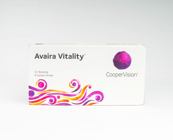 EYE Republic CooperVision Avaira Contact Lens