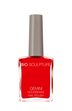 Gemini 14ml Nourishing Polish No. 166 Blazing Lacquer