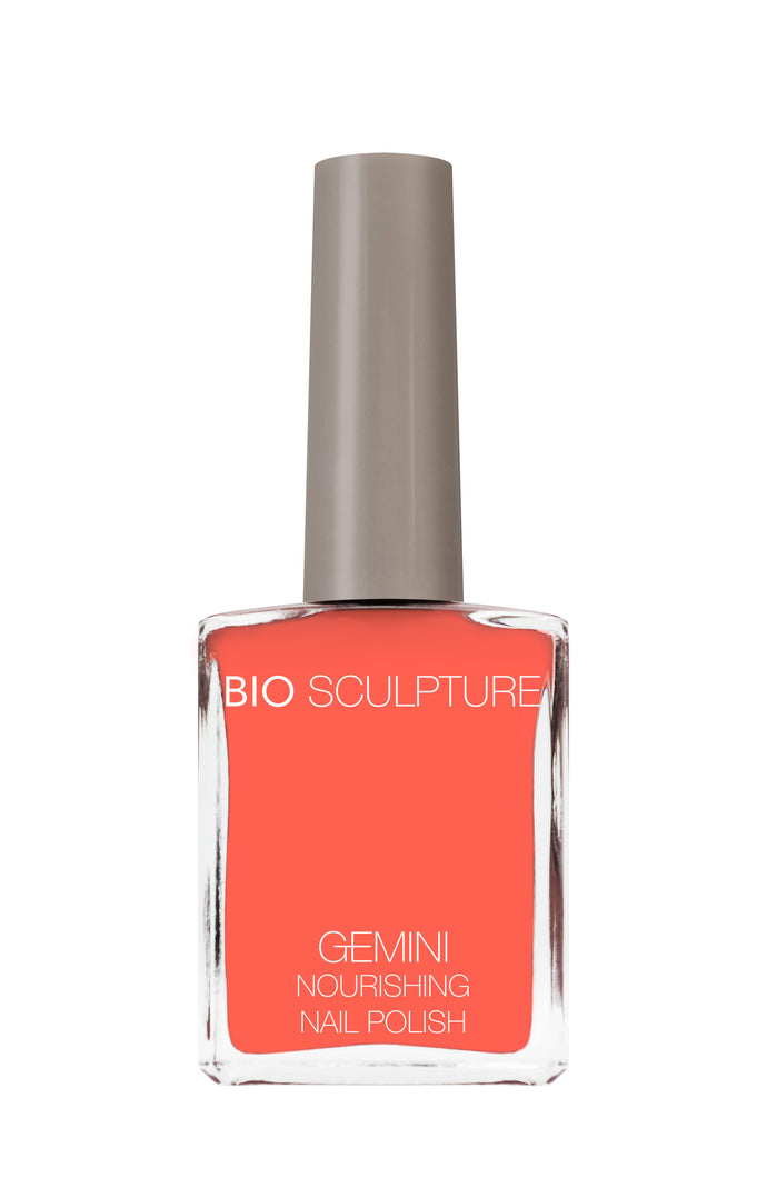 Gemini 14ml Nourishing Polish No. 2002 Coral