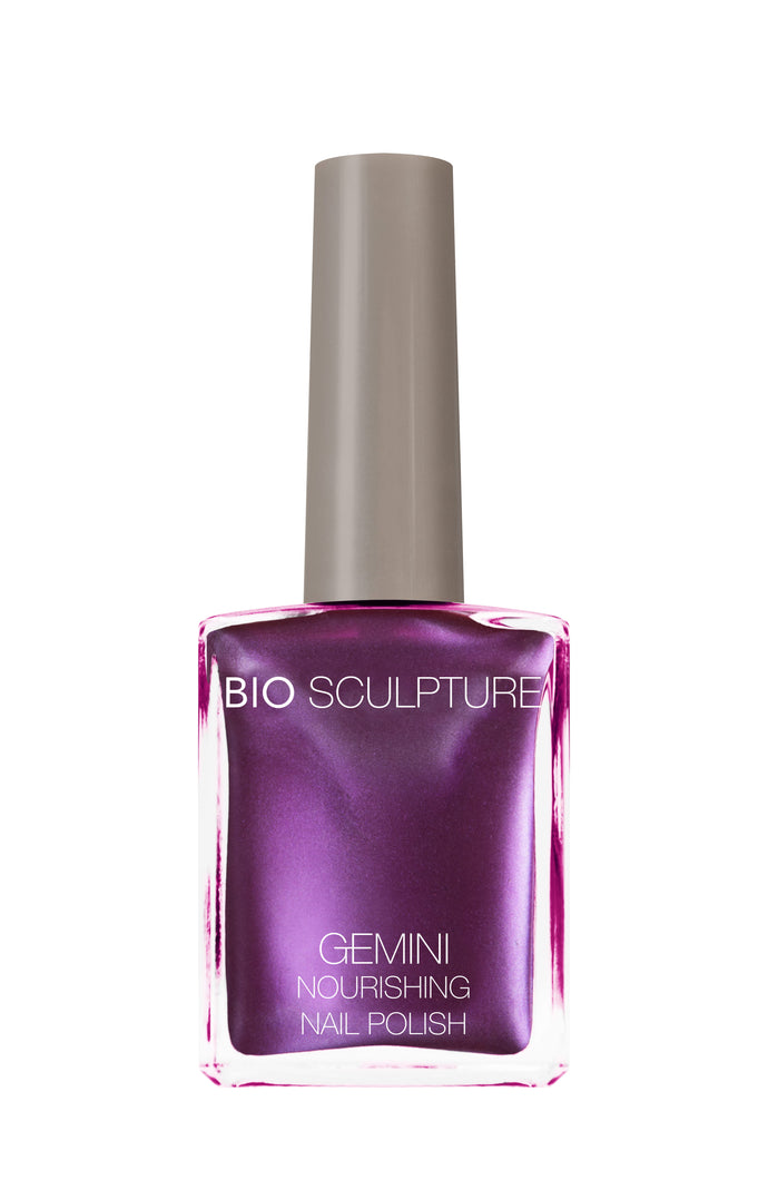 Gemini 14ml Nourishing Polish No. 2025 Vibrant Violet