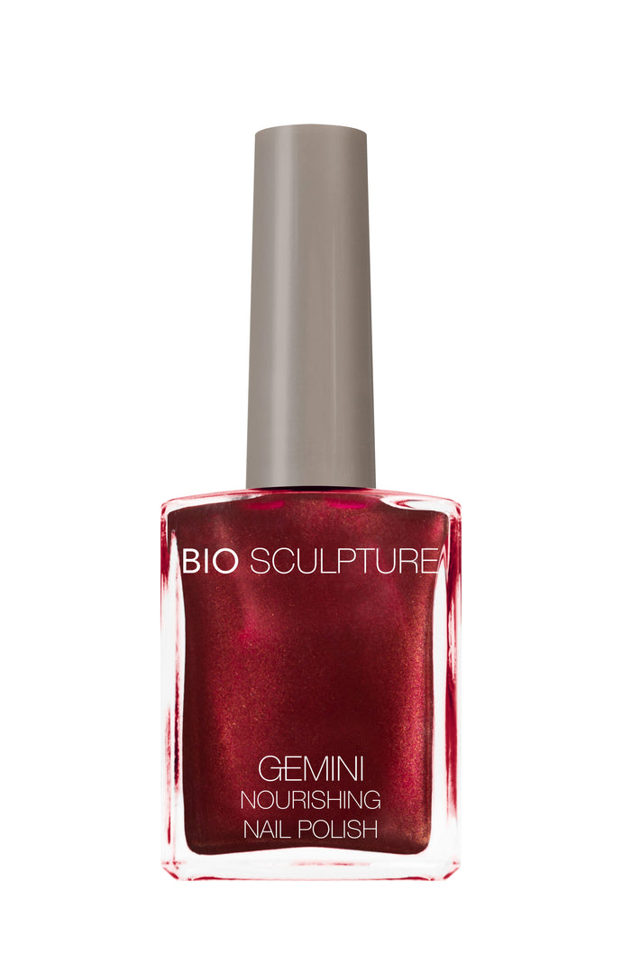Gemini 14ml Nourishing Polish No. 21 Ravishing Ruby