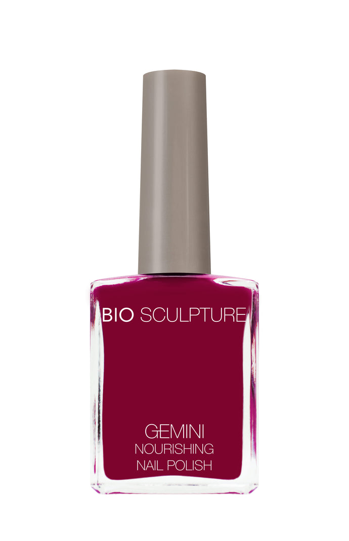 Gemini 14ml Nourishing Polish No. 90 Cerise Pink