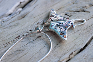 Manta Necklace
