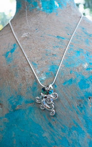 Octo Necklace