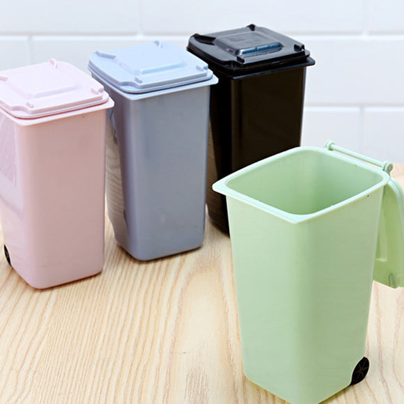 Mini kitchen Trash Can Dustbin