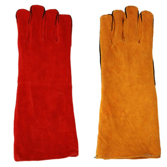 Stove Heat Resistant Latex Gloves