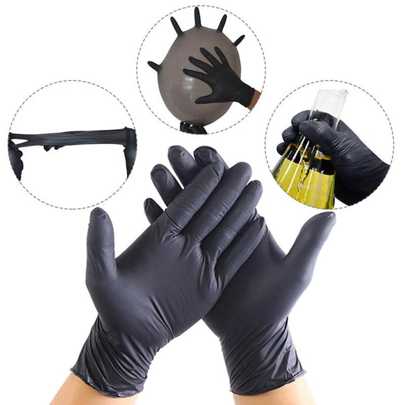 Dental Medical Nitrile Latex Gloves
