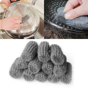 Gadgets Steel Wool Cleaning Pot