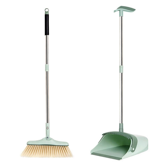 Home Broom Dustpan Floor Cleaner