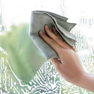 Microfiber Big Kitchen Towel Cleaning
