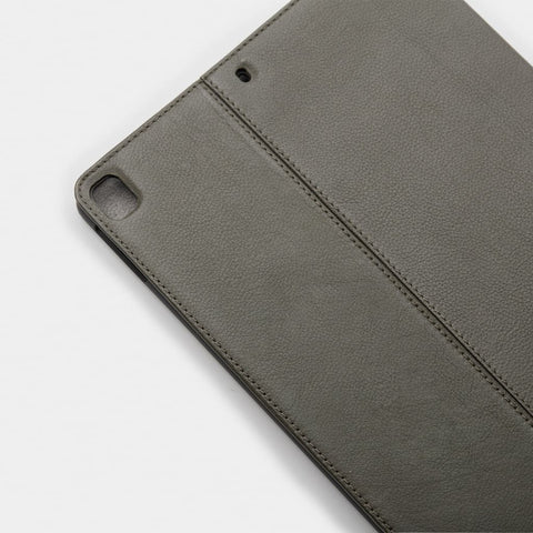Green Leather iPad Cover