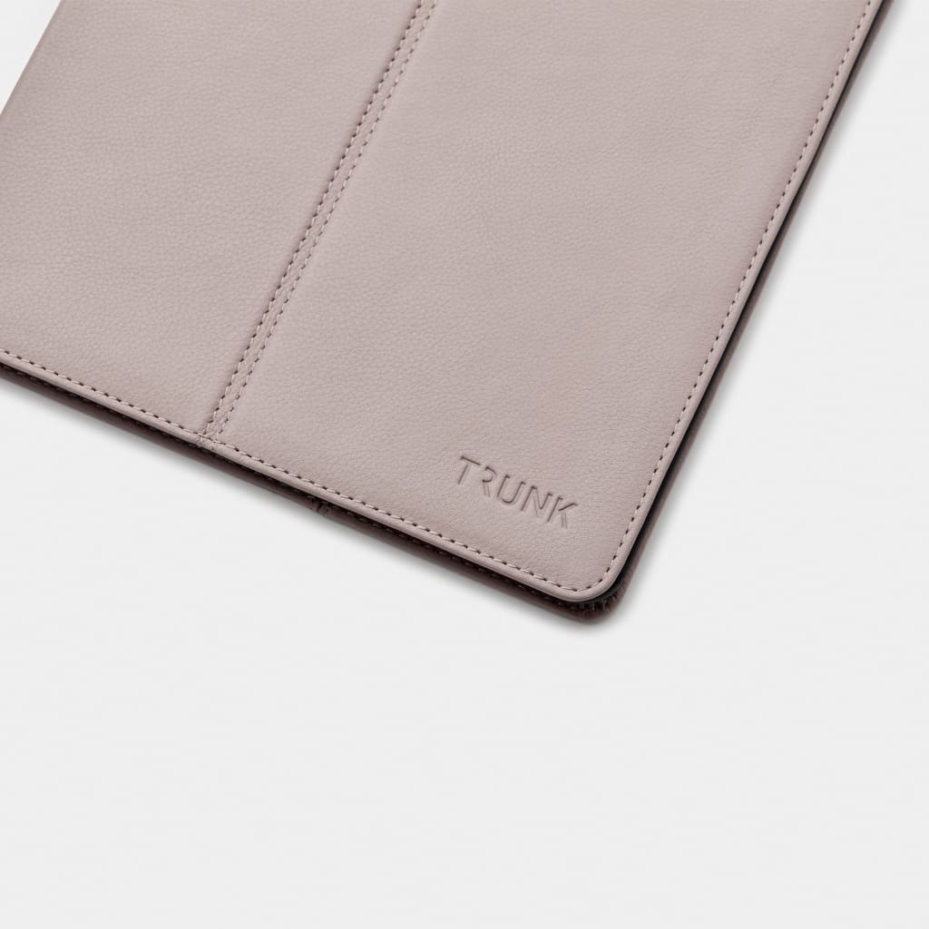 Rose Leather iPad Cover