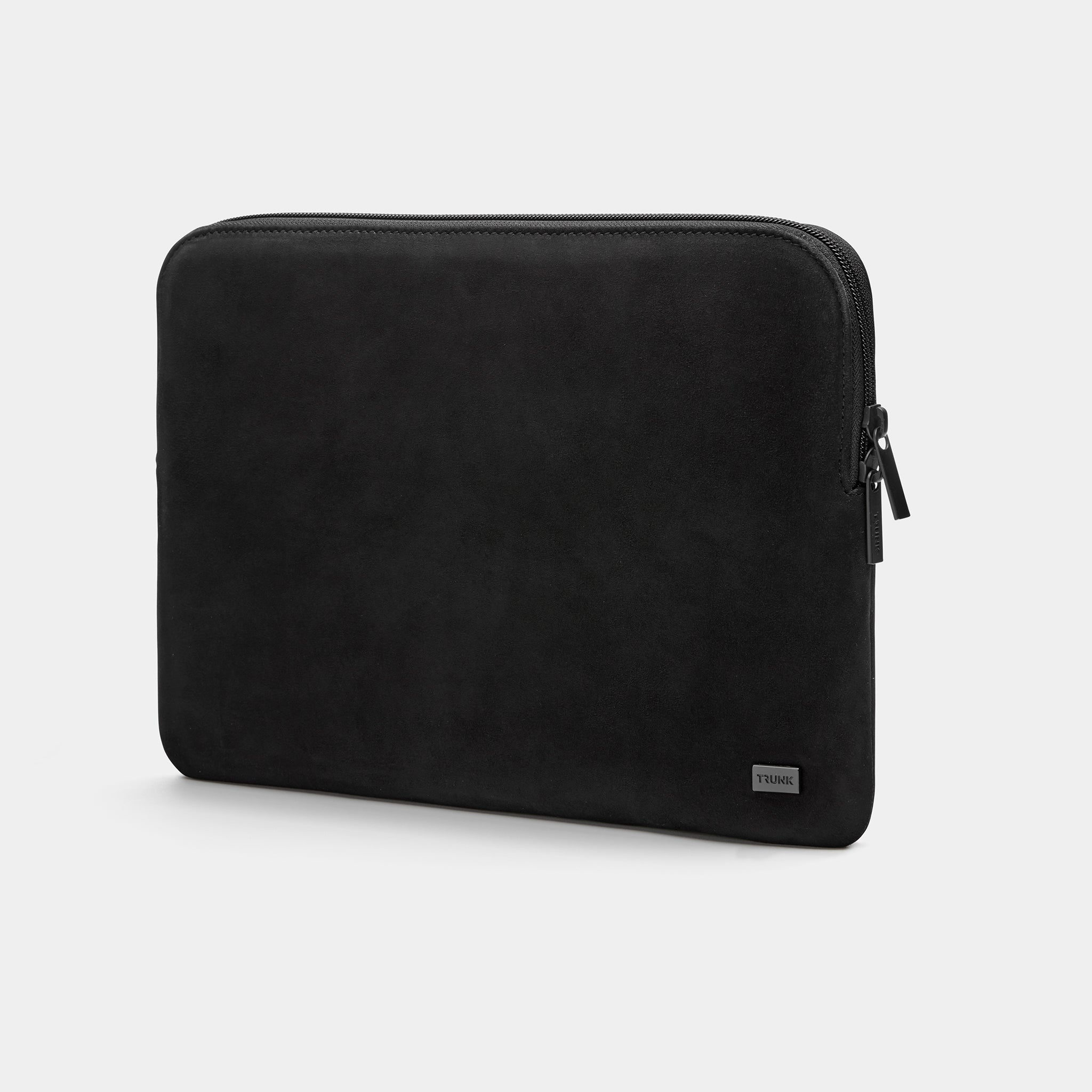 Suede Black - Neoprene Sleeve