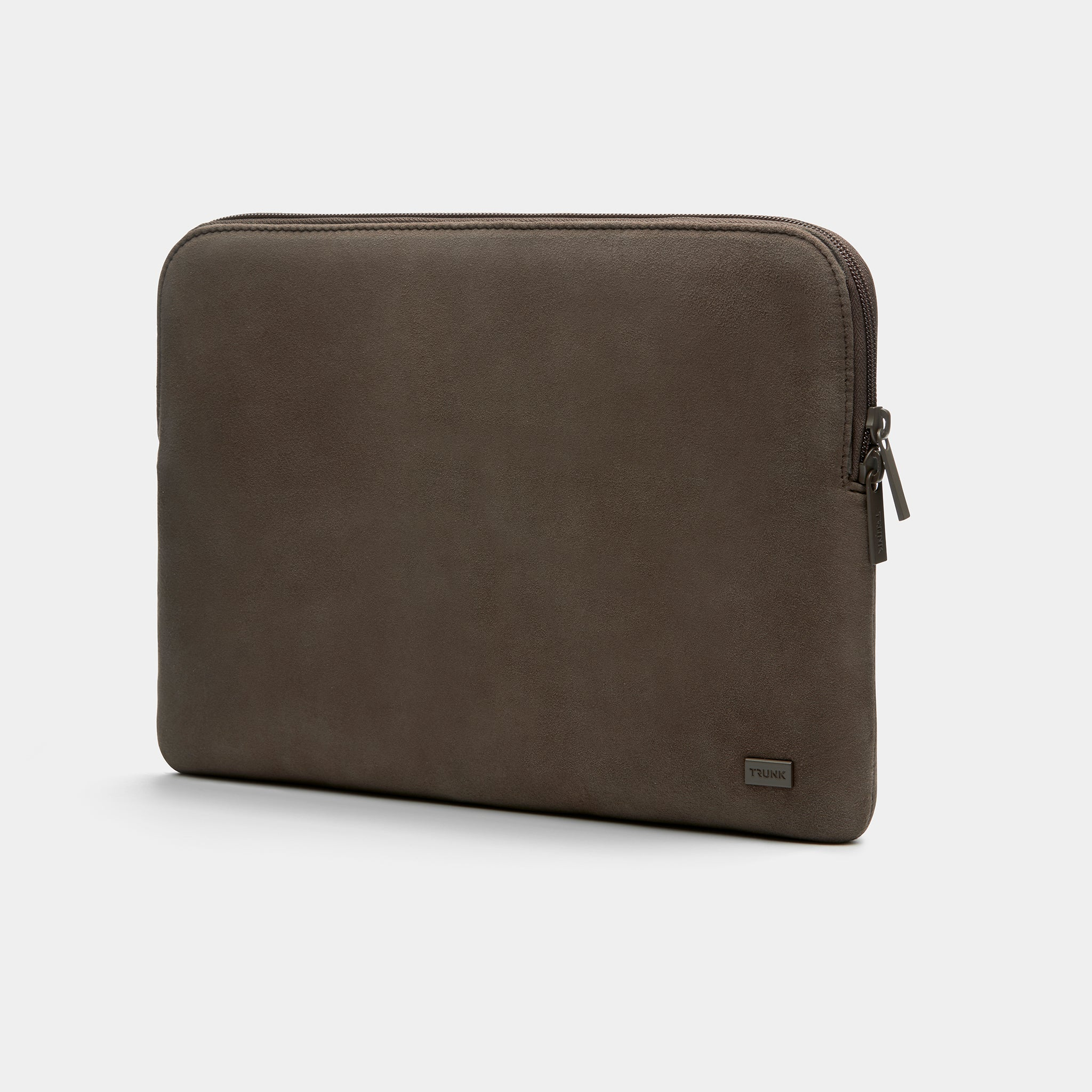 Suede Brown - Neoprene Sleeve