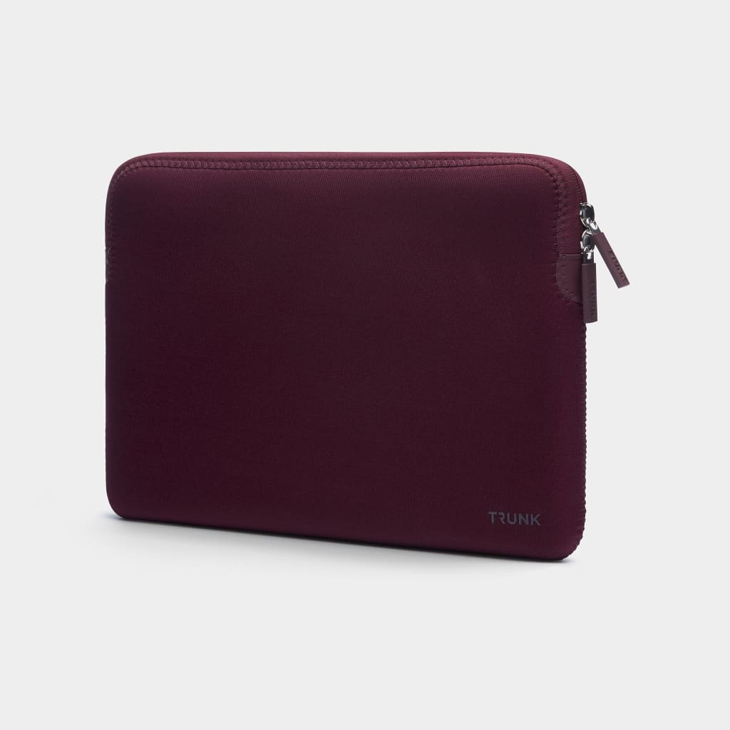 Wine Red - Neoprene Sleeve