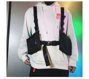 """Tactical Two Pocket vest"" - Visual Streetwear"