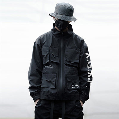 X.G.X.F. Tactical Jacket - Visual Streetwear