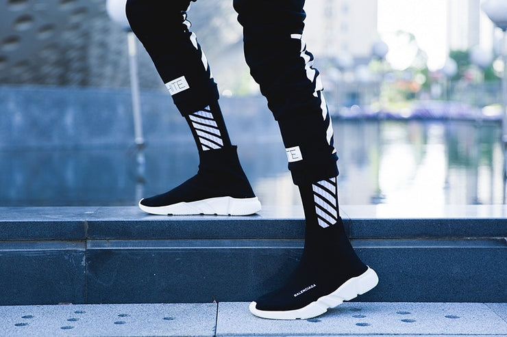 Stripe Style Socks - Visual Streetwear
