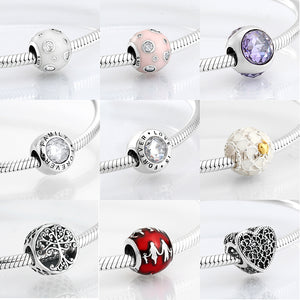Charms Beads For Pandora Bracelet