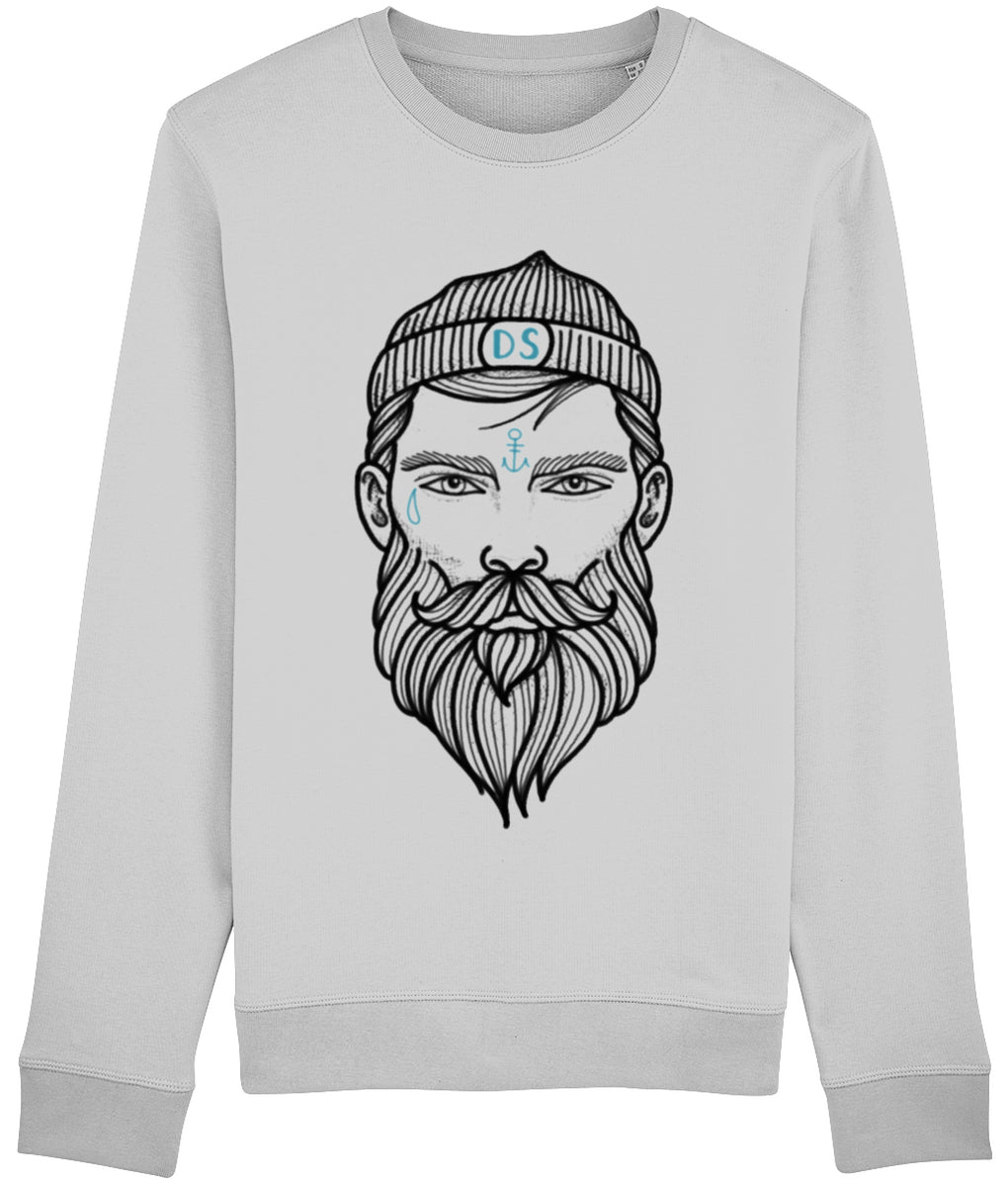 Sailor Tattoo Sweatshirt (Unisex)