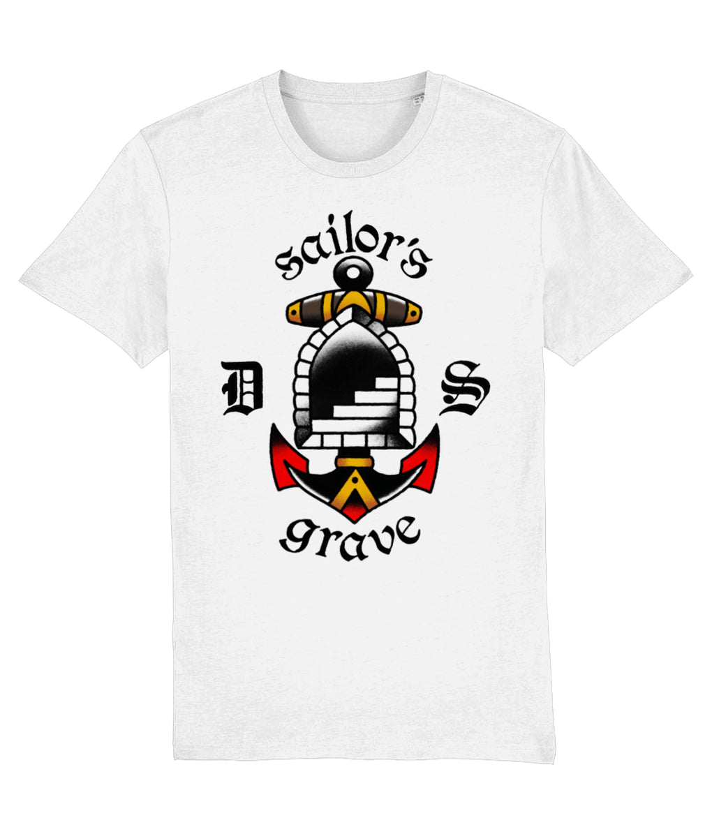 tattoo inspired Suggested Products White / XX-Small Creator Sailors grave