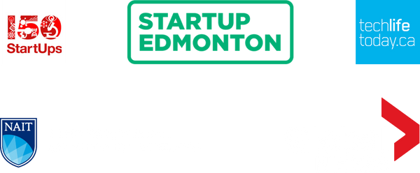 Agriolabs press logos, 150 startups, startup edmonton, tech life today, northern alberta insitute of technology, global news