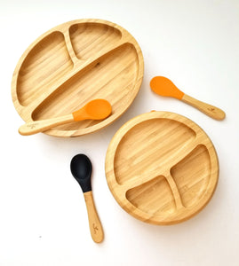 Bamboo Baby Plate