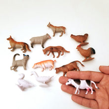 Load image into Gallery viewer, Farm Animals Figures