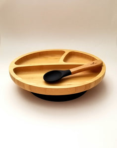 Bamboo Toddler Plate