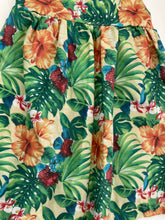 Load image into Gallery viewer, Tropical Handmade Dress