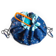 Load image into Gallery viewer, Outdoor Play Toy Bag/ Play Mat PRE SALE (ships late october)