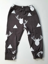Load image into Gallery viewer, Reindeer Geo Pajama Set