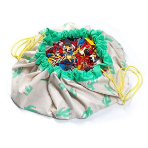 Cactus Toy Bag