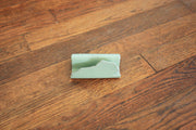 KY Ceramic Sponge Holder - Seafoam Green