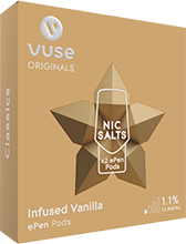 INFUSED VANILLA
