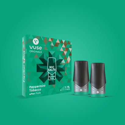Vuse ePen Peppermint Tobacco e Liquid Pods