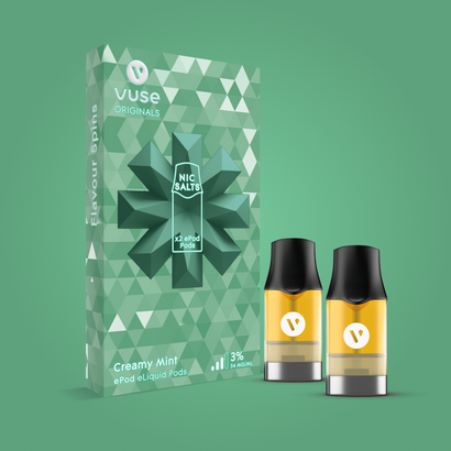 Creamy Mint e liquid